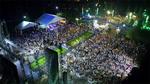 Hơn 2000 khách hàng nâng ly cùng bia Sư Tử Trắng