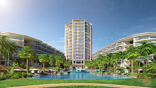 Cơ hội đầu tư 'kiệt tác' InterContinental Phu Quoc Long Beach Residences