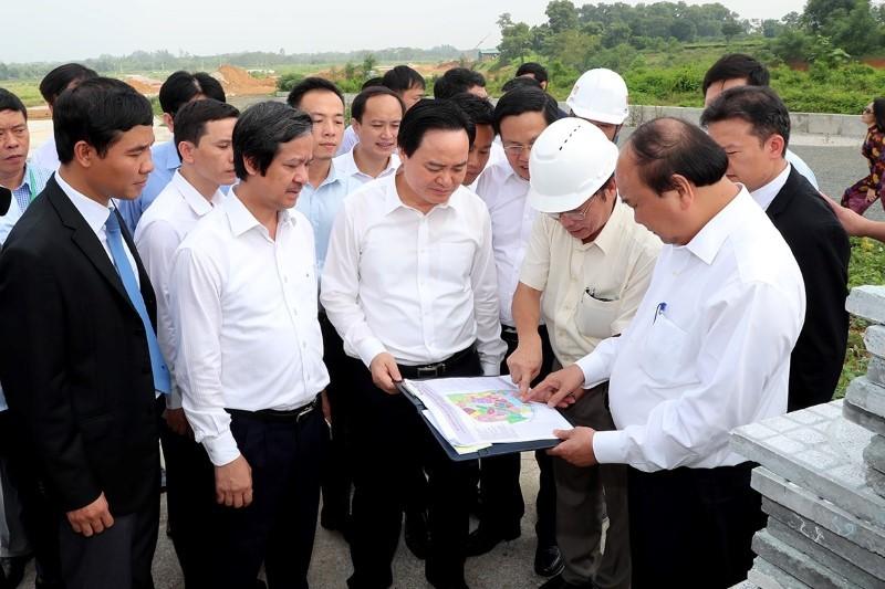 Thủ tướng: Quyết tâm xây dựng đô thị đại học tầm cỡ quốc tế