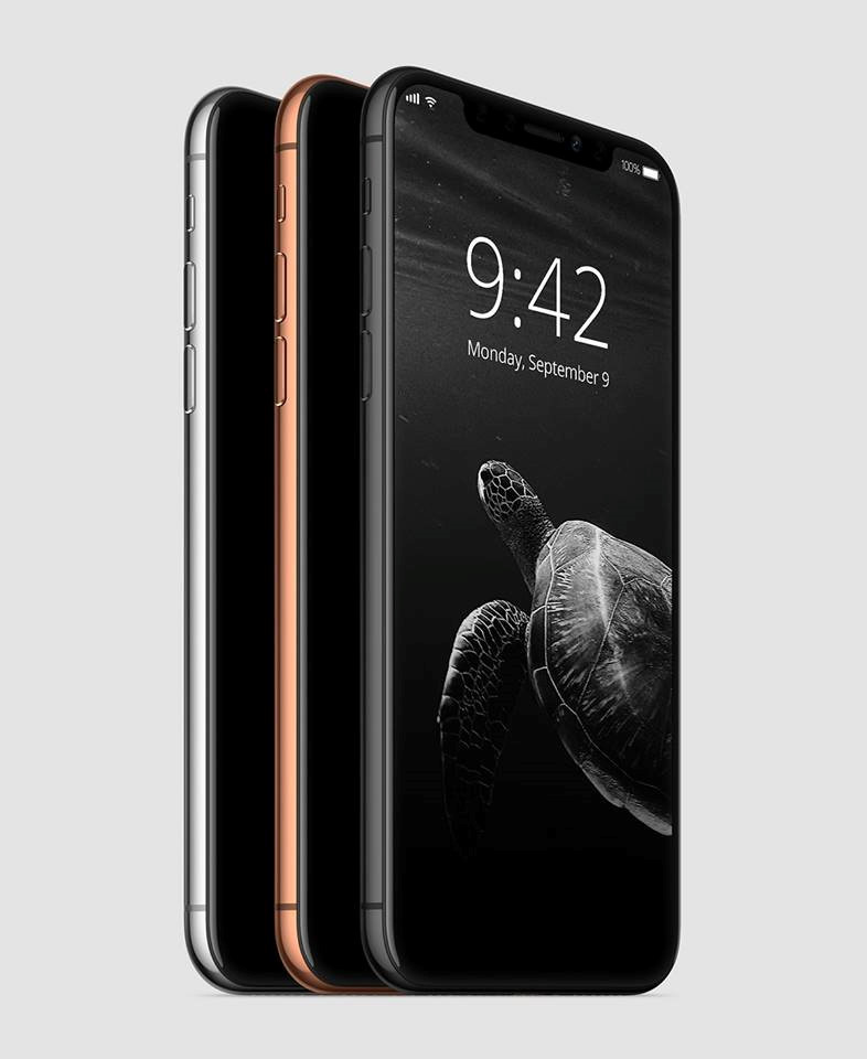 iPhone 8,iPhone 8 Plus,iPhone X,Apple,Điện thoại iPhone