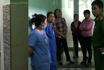Phát hiện thi thể 2 thai nhi trong thùng rác công ty giày