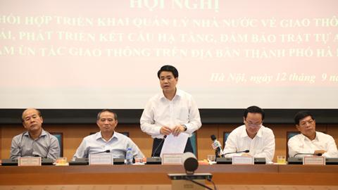 Bộ trưởng GTVT, Trương Quang Nghĩa, hạn chế xe máy, ùn tắc giao thông, cải tạo vòm cầu, Hà Nội