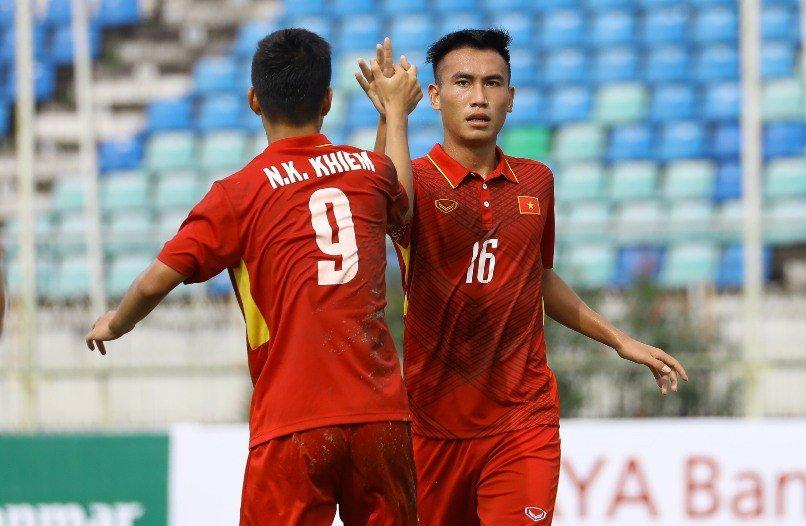 HLV Hoàng Anh Tuấn,U18 Việt Nam,U18 Đông Nam Á