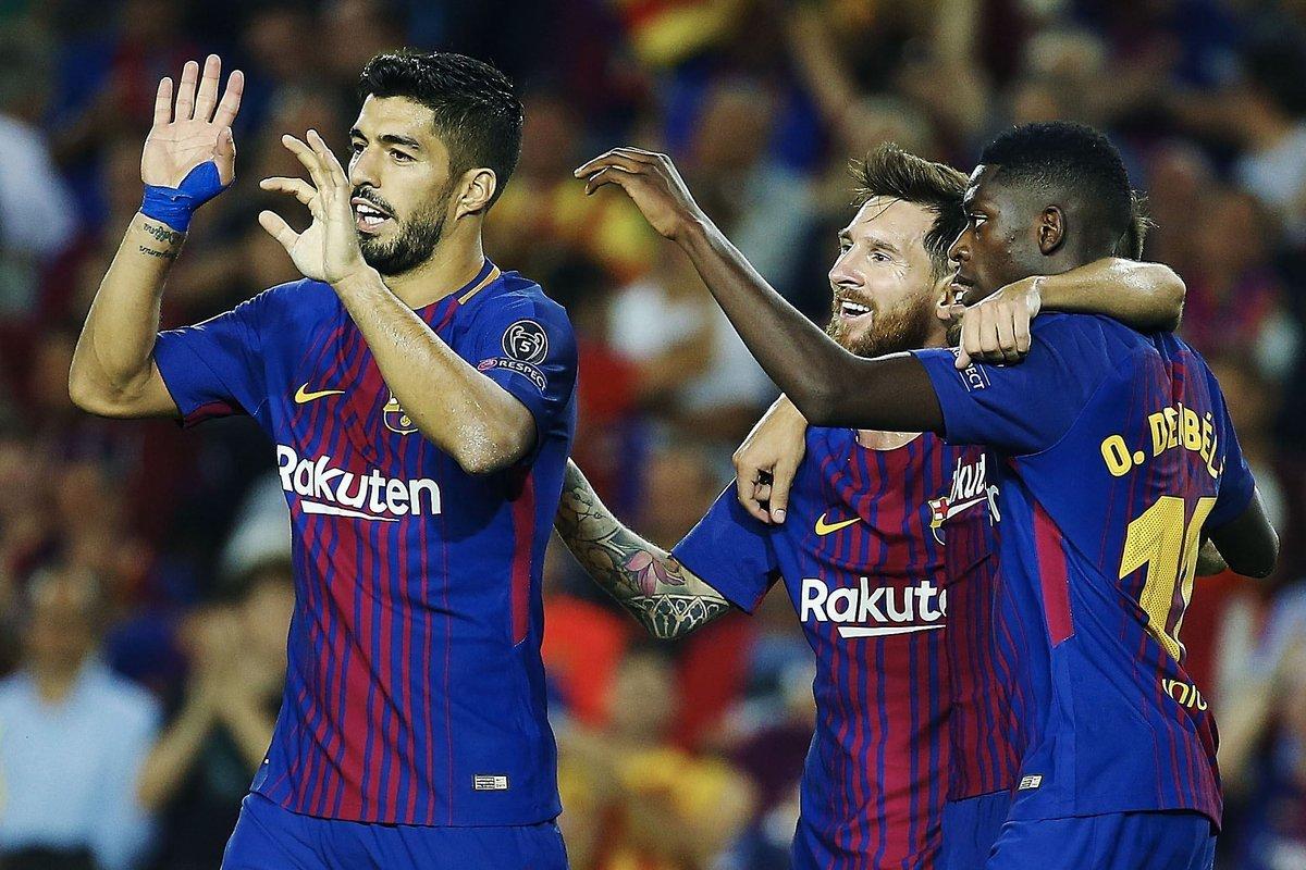 Barca, Juventus, Vòng bảng Cup C1