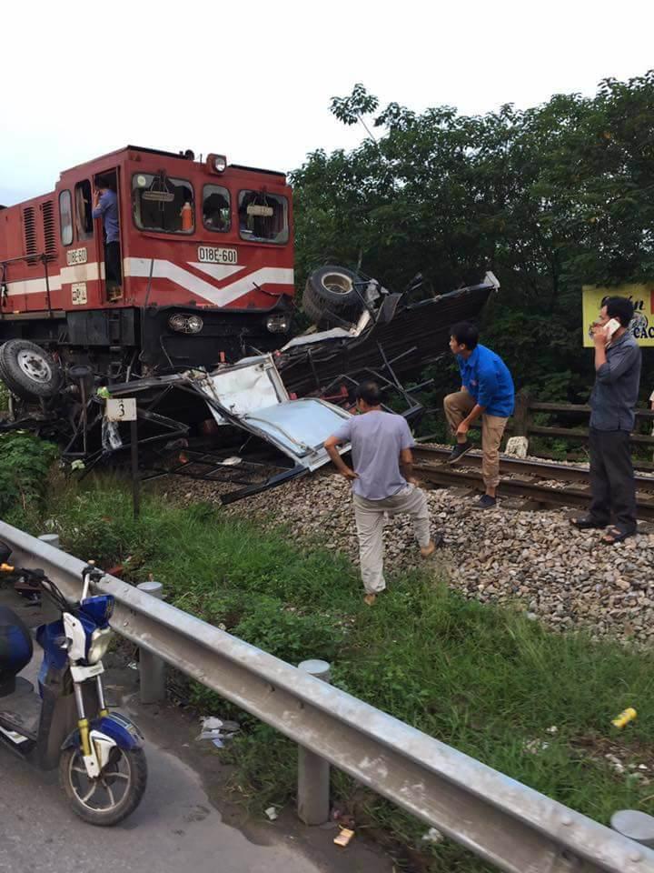 tai nạn, tai nạn đường sắt, Thường Tín, tai nạn giao thông