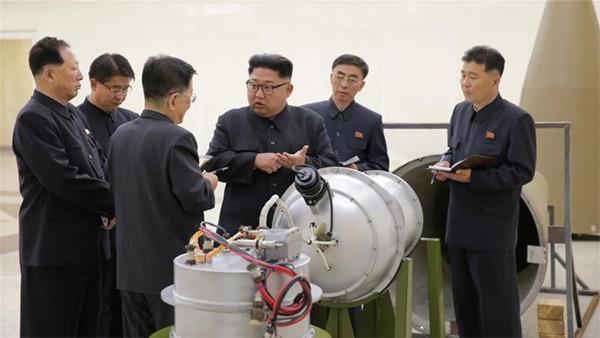 Tình hình Triều Tiên mới nhất, vũ khí Triều Tiên, Triều Tiên cảnh báo Mỹ