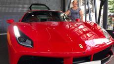 Nam ca sỹ Tuấn Hưng mạnh tay tậu Ferrari 488 GTB hơn 15 tỷ đồng