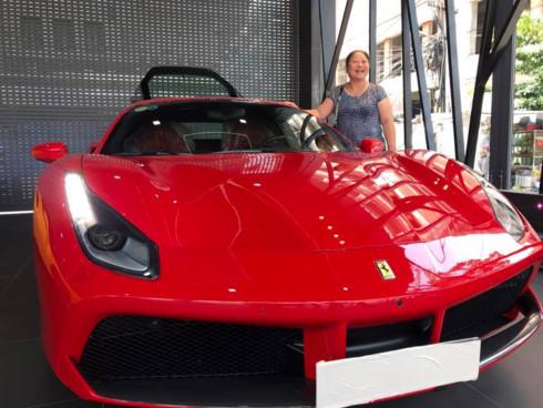 siêu xe, xe siêu sang, Ferrari
