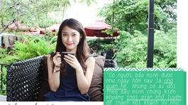 Nữ MC 19 tuổi tiết lộ về công việc ở VTV