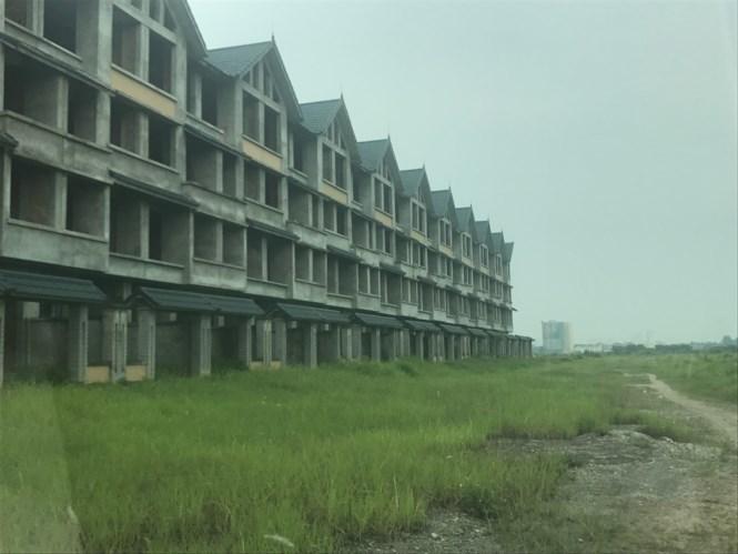 dự án bỏ hoang, khu đô thị mới, khu đô thị bỏ hoang, thu hồi dự án, thu hồi đất, thanh tra đất đai, thanh tra dự án, quy hoạch đô thị