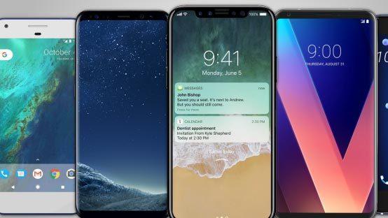 iPhone X đọ cấu hình với các đối thủ đầu bảng trên thị trường