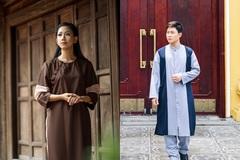 MC Lê Anh, Mỹ Vân bình dị trong bộ ảnh lễ chùa ngày thu