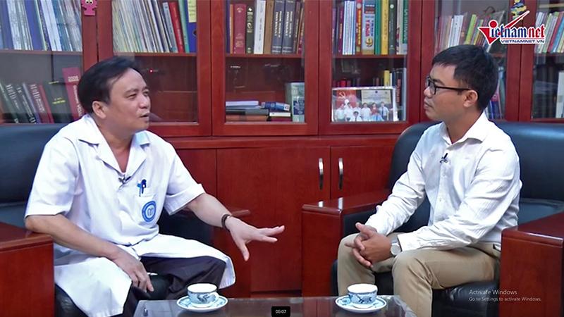 Tiết lộ của giám đốc mổ tuyến giáp số 1 Việt Nam