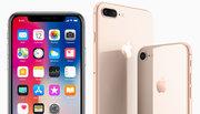Cấu hình chi tiết iPhone X, iPhone 8 và iPhone 8 Plus