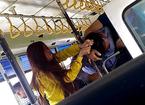 Không sa thải nhân viên xe buýt ẩu đả với khách ở Sài Gòn
