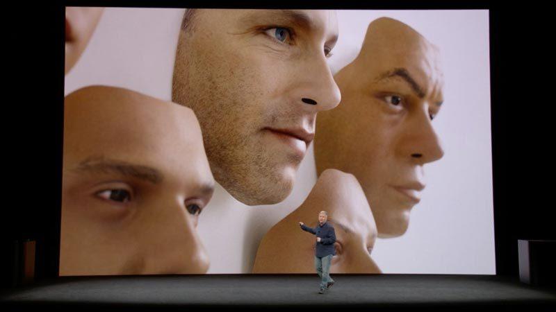 iPhone X, Apple, sự cố, nhận diện mặt, Face ID