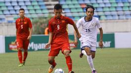 Link xem trực tiếp U18 Việt Nam vs U18 Myanmar, 18h30 ngày 13/9