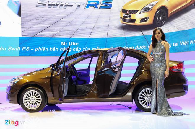 Suzuki Ciaz,ô tô Suzuki,ô tô Nhật,ô tô giá rẻ,ô tô giảm giá,ô tô nhập,Thị trường ô tô