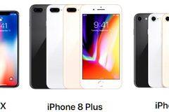 iPhone X, iPhone 8/8 Plus mở bán sớm nhất, rẻ nhất ở đâu?