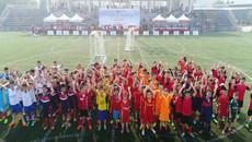 Kid Star Phú Nhuận vô địch Lotteria Cup 2017