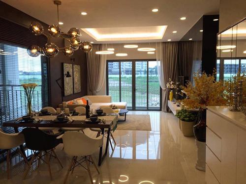 Căn hộ 37m2 tại The TWO Residence hút khách - ảnh 1