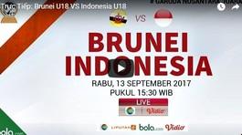 Thắng 8-0, U18 Indonesia tiễn U18 Việt Nam về nước