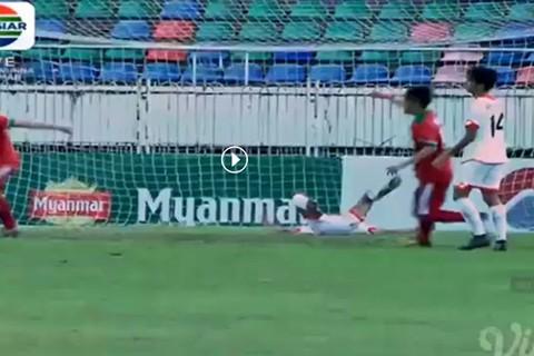 U18 Indonesia 8-0 U18 Brunei