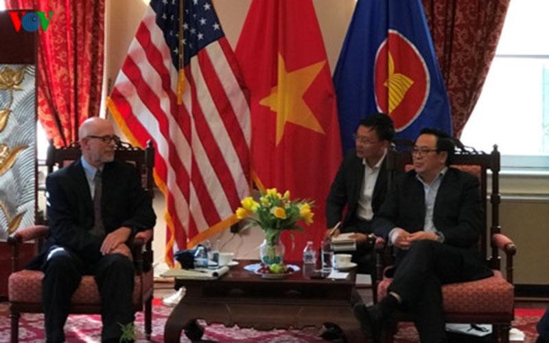 kinh tế thị trường, quan hệ Việt Nam Hoa Kỳ