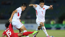 Video U18 Việt Nam 1-2 U18 Myanmar