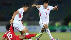Thua ngược Myanmar, U18 Việt Nam mất vé bán kết