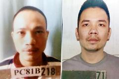 Truy tìm 2 tử tù trốn khỏi nơi giam giữ
