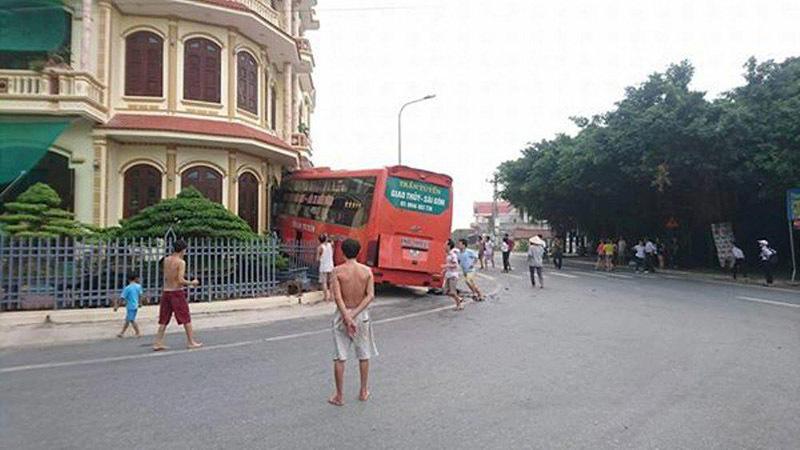 tai nạn, tai nạn giao thông, Nam Định