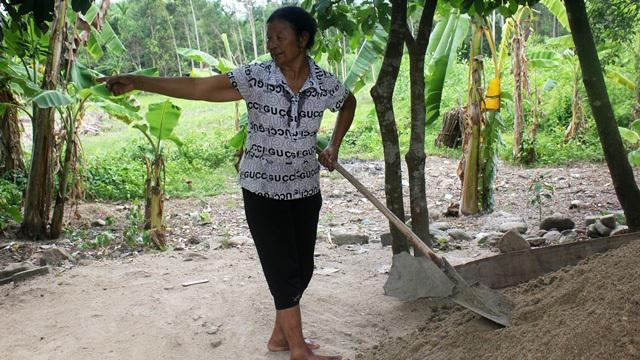 Xã kí khống hơn 100 hộ dân lấy tiền hỗ trợ nhà vệ sinh