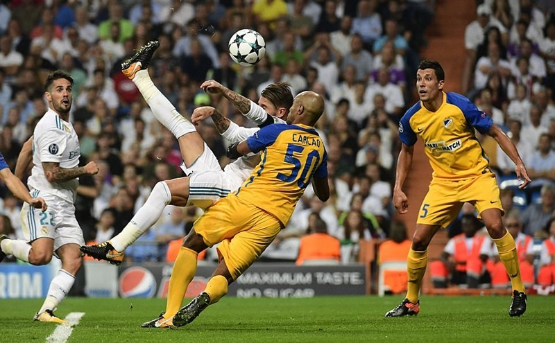 Real Madrid, APOEL, Champions League, Cup C1