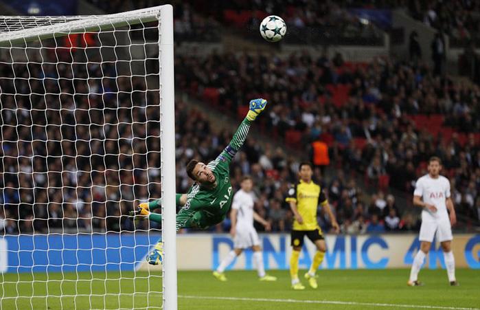 Dortmund, Tottenham, Vòng bảng cup C1