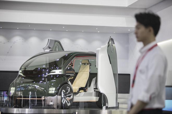 ô tô Trung Quốc, xe điện, ô tô điện