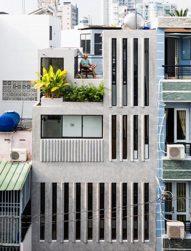 Bên trong căn nhà chỉ 18m² gây bất ngờ vì thiết kế quá thông minh