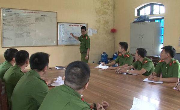 cảnh sát hình sự, phá án, Hưng Yên
