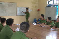 Trưởng phòng Cảnh sát hình sự kể chuyện phá án