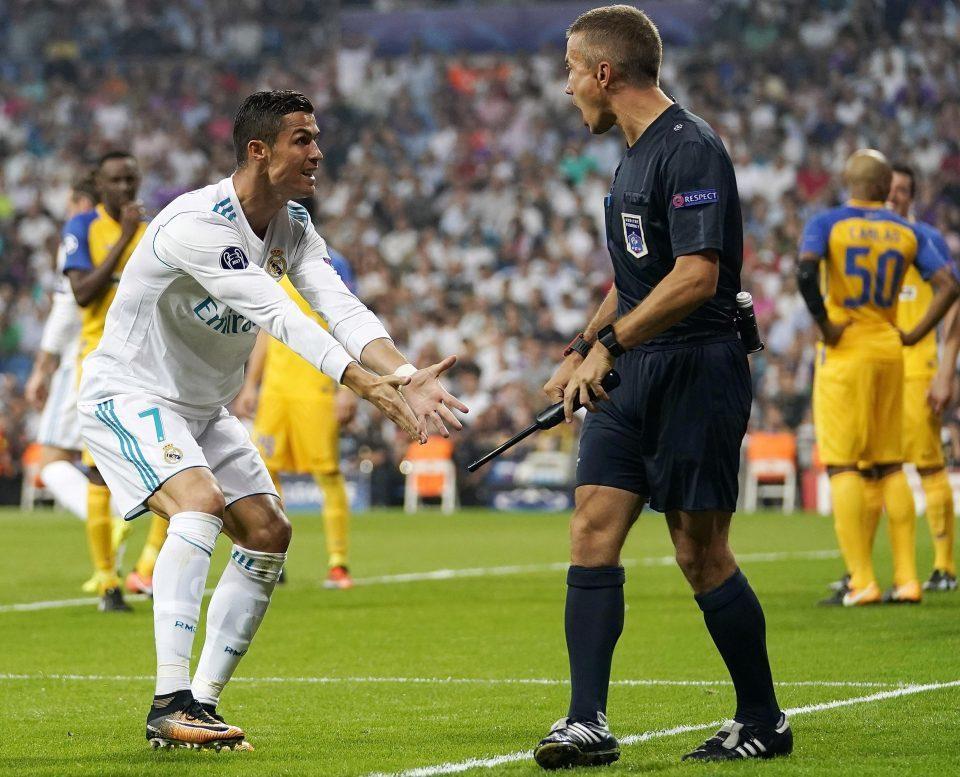 Ronaldo, Real Madrid, Vòng bảng cup C1