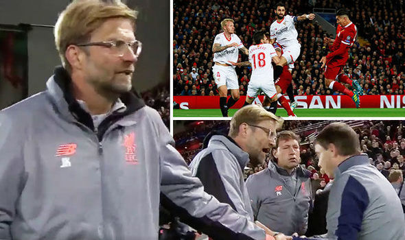 Liverpool, Klopp, Champions League