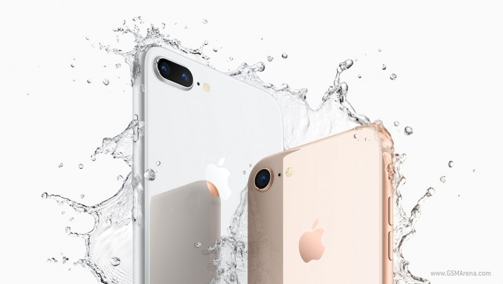 iPhone 8, iPhone 8 Plus, Điện thoại iPhone, Apple