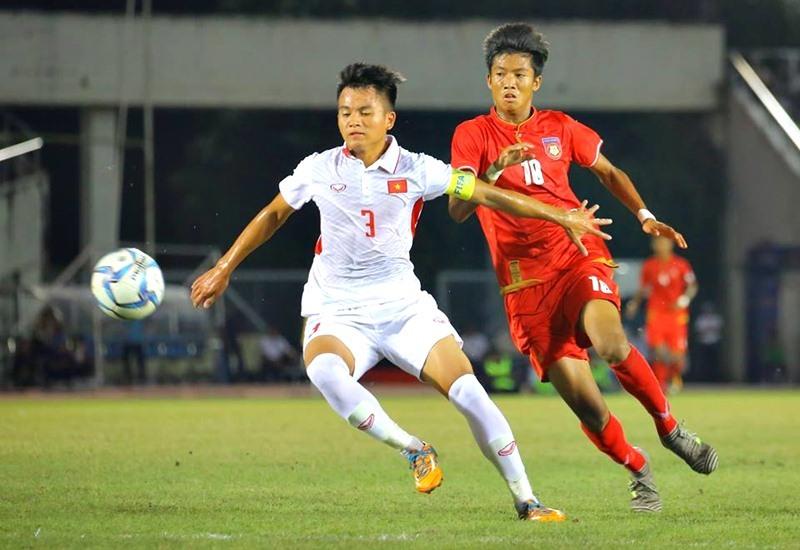Lịch thi đấu của U19 Việt Nam ở vòng loại U19 châu Á 2018