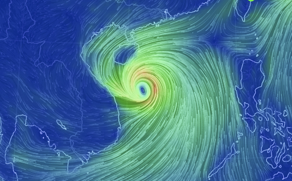 Dự báo thời tiết, Tin bão mới nhất, Cơn bão số 10, bão số 10, tin bão mới nhất