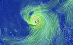 Chiều mai, bão số 10 giật cấp 15 đổ bộ Hà Tĩnh - Quảng Bình
