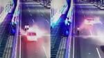 Thiếu nữ bị ô tô húc bay, người bạn đi bên cạnh không hay biết