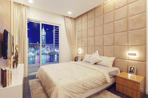 Ý tưởng thiết kế căn hộ 3 phòng ngủ Đông Sài Gòn