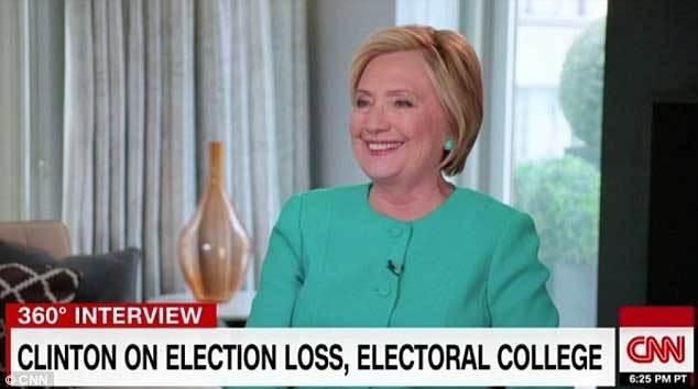 Hillary Clinton, bầu cử Tổng thống Mỹ, Donald Trump
