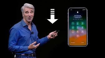 Face ID Fail iPhone X