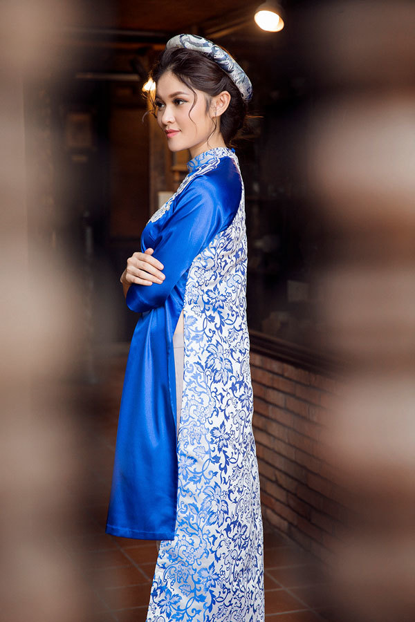 Trang phục làm Á hậu Thuỳ Dung tự tin nhất